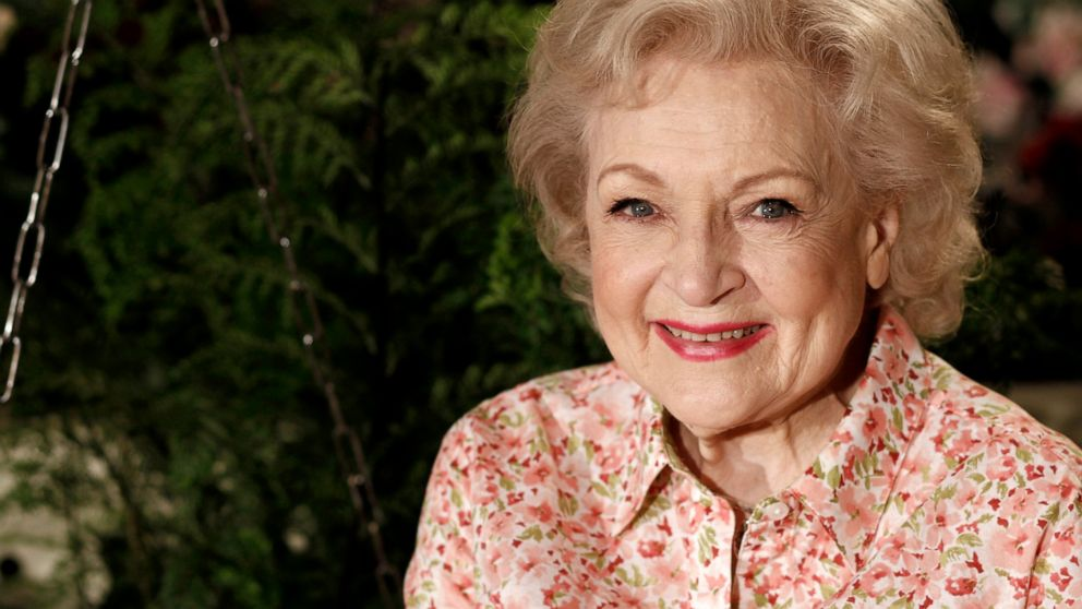 Betty White Marks 99Th Birthday Sunday; Up Late As She Wants - Abc News
