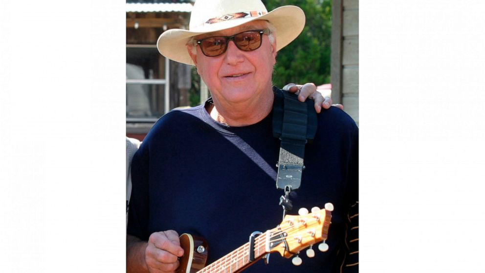 """Texas country singer and songwriter Jerry Jeff Walker, who wrote the pop song """"Mr. Bojangles,"""" has died at age 78."""