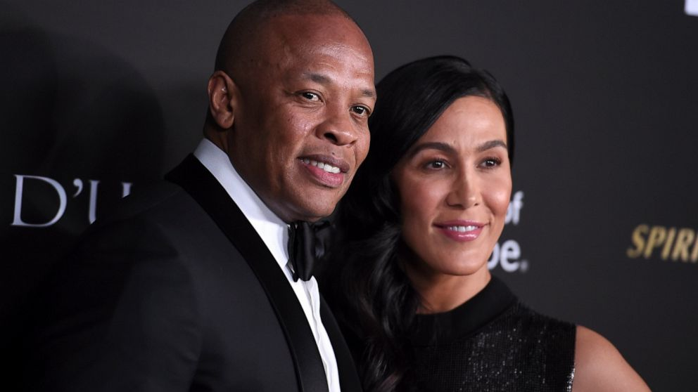 Dr. Dre's spouse of 24 years Nicole Young recordsdata for divorce thumbnail