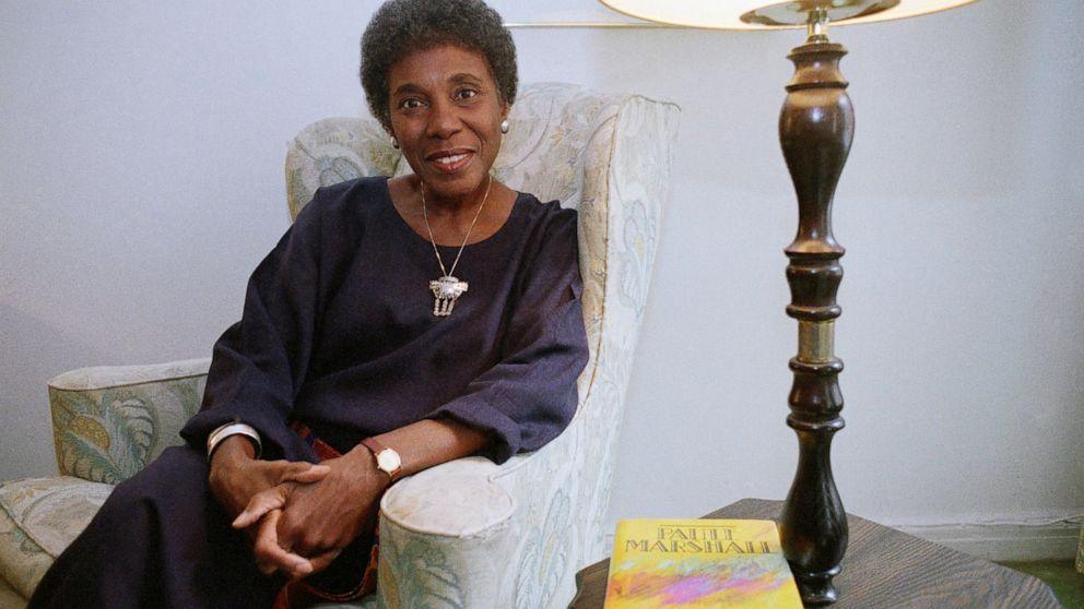 Paule Marshall, novelist of diverse influences, dead at 90