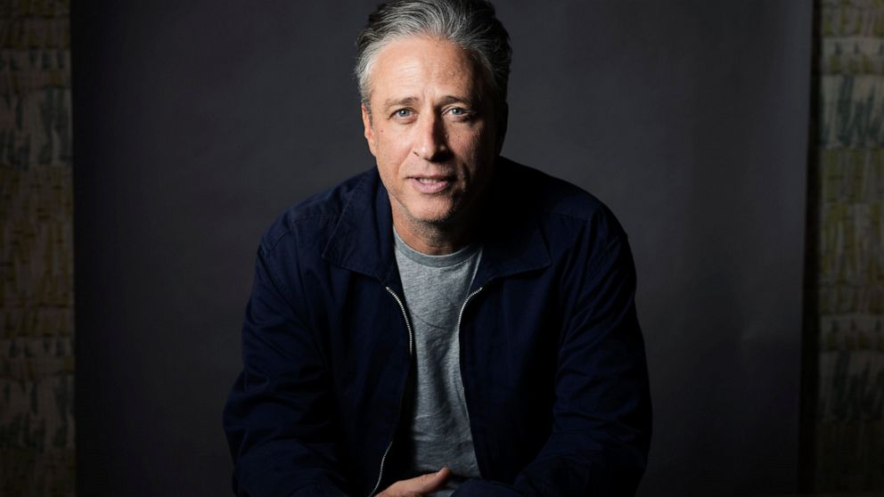 Q&A: Jon Stewart is still fighting for the middle ground thumbnail