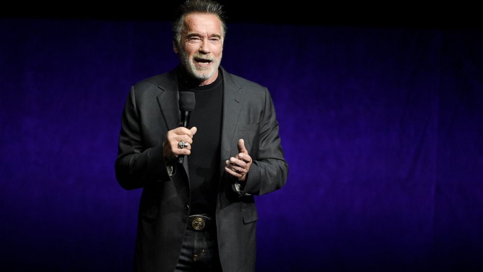 """Arnold Schwarzenegger says he is feeling """"fantastic"""" after his recent heart surgery."""