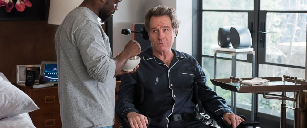 Kevin Hart, Bryan Cranston, The Upside