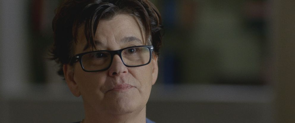 """PHOTO: Lisa Phillips of the LAPD spoke to """"Let It Fall: LA 1982-1999,"""" an ABC News documentary, about the Rodney King beating and the trial that acquitted white police officers."""