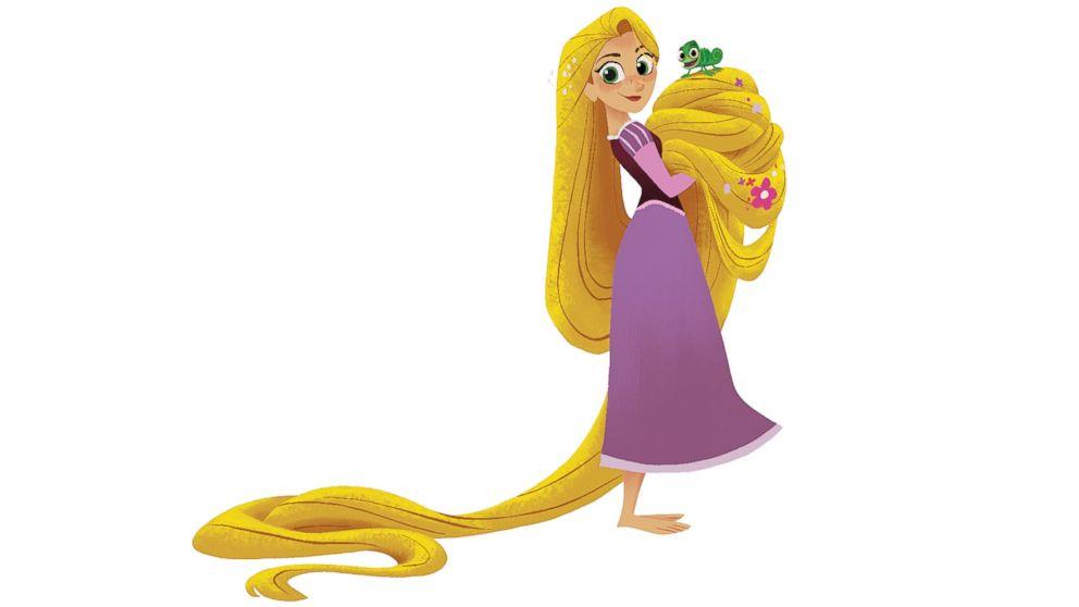 Rapunzel Tangled: The