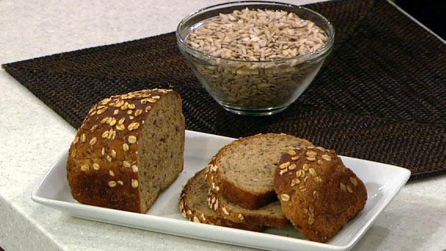 PHOTO: The Chew''s seven grain bread recipe is shown here.