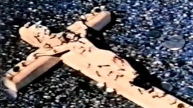 VIDEO: Artist David Wojnarowicz produced Fire in My Belly in 1987.