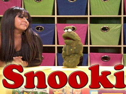 VIDEO: Sesame Shore is Jimmy Kimmels idea of entertainment for kids.
