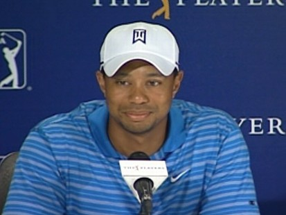 VIDEO: Tiger Woods talks about his performance at Quail Hollow Championship.