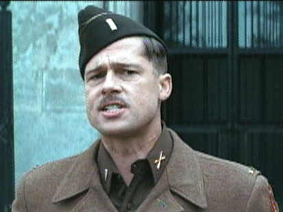 VIDEO: Movie trailer for Inglourious Basterds.