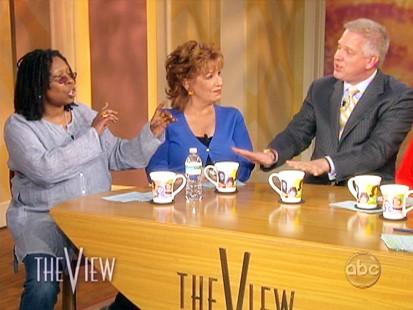 VIDEO: Whoopi Goldberg argues with Glenn Beckk on The View.