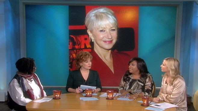 VIDEO: The View discusses the Hollywood tradition of trading sex for acting roles.