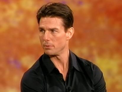 VIDEO: Tom Cruise talks about Jett Travoltas death.