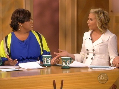 VIDEO: The View criticizes Facebooks new terms of service.