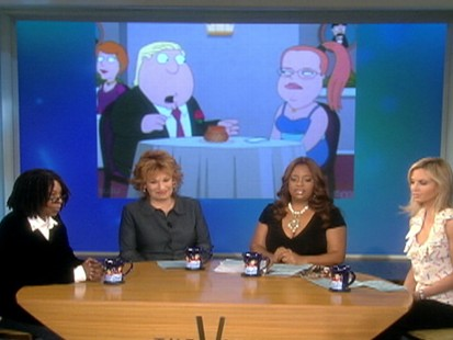 VIDEO: Family Guy features a character with Down syndrome.
