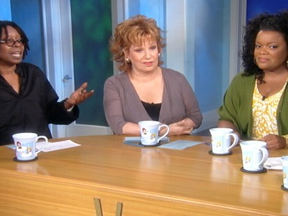 """VIDEO: The View discusses the exploits aired on this season of """"ersey Shore."""