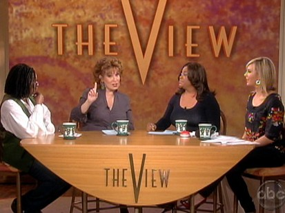 VIDEO: The View discusses the Michael Phelps pot scandal.