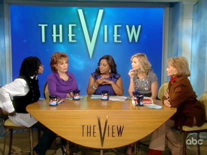 VIDEO: The View discusses Harry Reids comments about President Obama.
