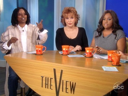 VIDEO: The View talks about Jennifer Lopezs sex tape.