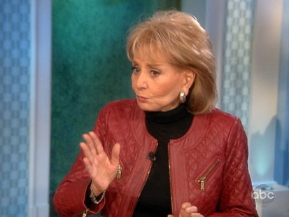 VIDEO: Barbara Walters talks about Tiger Woods on The View.