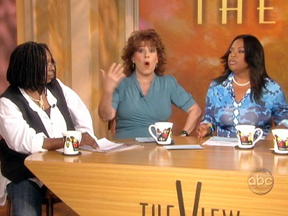 whoopi, joy and sherri