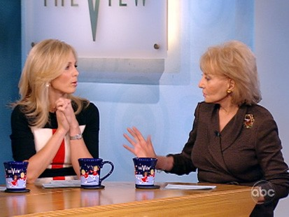 VIDEO: The View talks about Tiger Woods alleged texting to mistresses.