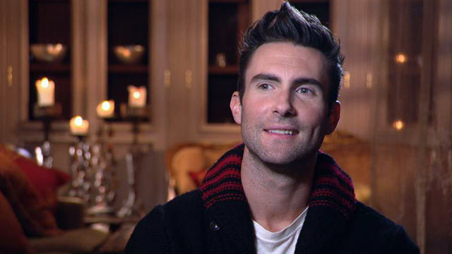 "PHOTO: Maroon 5s frontman Adam Levine sat down with ""Nightline"" to discuss the top five songs that have influenced his love for music over the years."