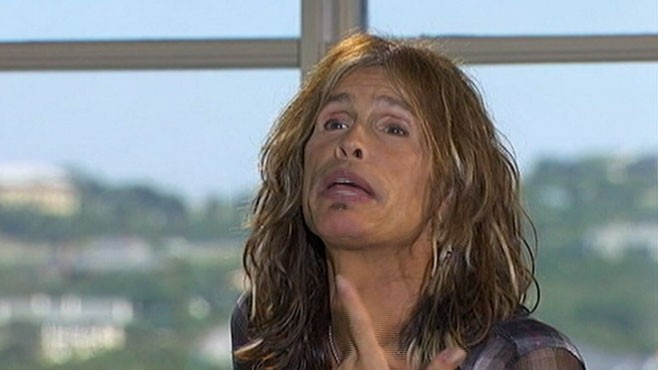 VIDEO: ?American Idol?s? apology on behalf of judge Steven Tyler could be a gag.
