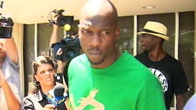 VIDEO: Chad 'Ochocinco' Johnson's Wife Files for Divorce After 41 Days