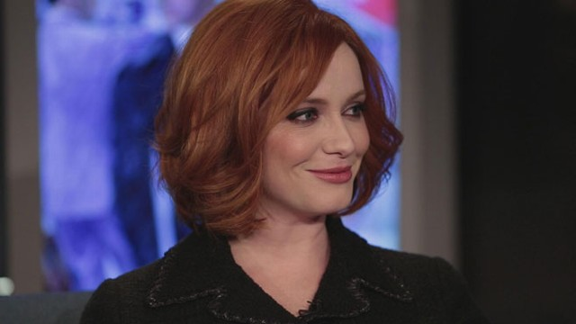 Christina Hendricks Dishes on Her Marriage and Her (Adorable!) New Puppy