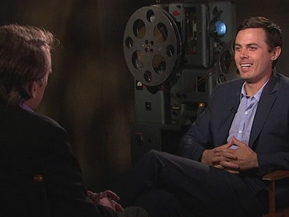 """VIDEO: Casey talks about working with older brother Ben in """"Gone Baby Gone,"""" and his Joaquin Phoenix movie."""