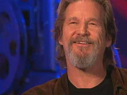 VIDEO: Jeff Bridges talks about eating ice cream and what it took to play Bad Blake.