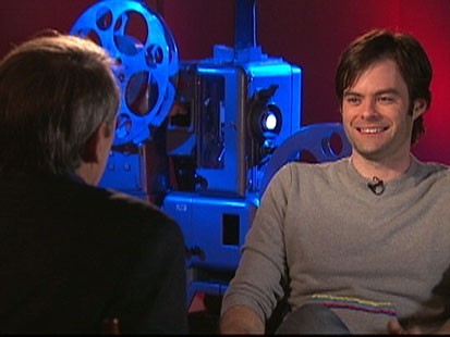 """VIDEO: The """"SNL"""" actor on being a swinging park owner and working with Tom Cruise."""