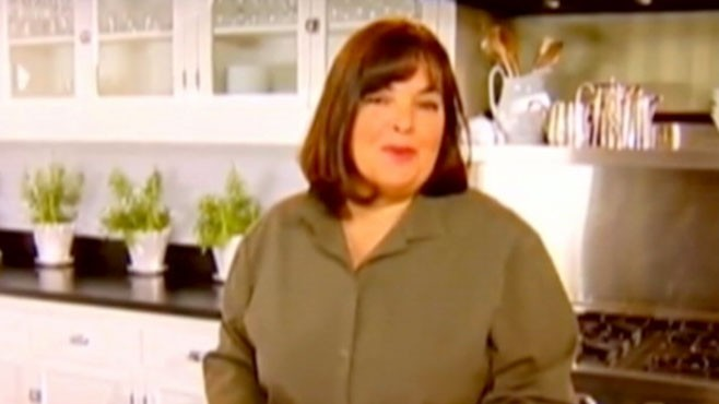 Video The Tv Chef At First Denied A Boys Wish To Cook With Her But