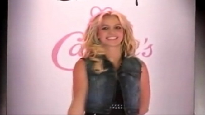 VIDEO: The pop singer will launch her own fashion collection with the Candies brand.