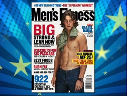 VIDEO: Mens Fitness magazine goes global for 2009s list of the 25 fittest guys.