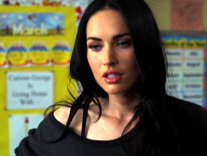 Video: Megan Fox and Brian Austin Green take on the Governor.