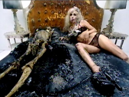 VIDEO: The music video for Lady Gagas Bad Romance.