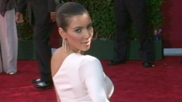 VIDEO: Kim Kardashian Wedding Details