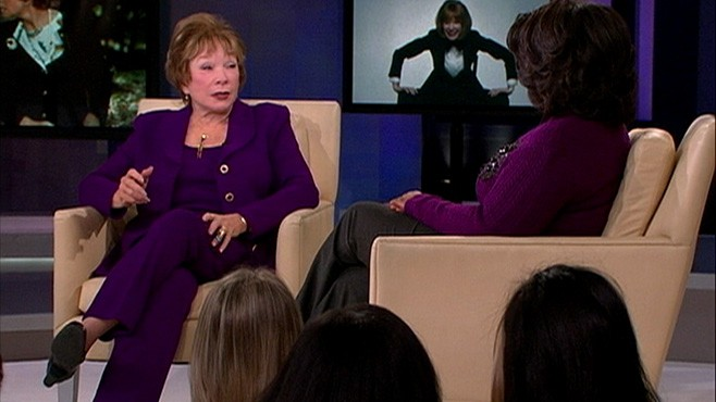 VIDEO: The Oscar-winner opens up to Oprah about her sex life.