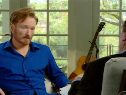 VIDEO: Conan OBrien talks about his departure from late-night TV.