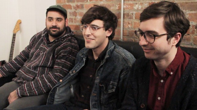 VIDEO: Real Estate Band Interview