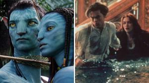 """PHOTO Cameron created """"Titanic"""" and """"Avatar."""""""