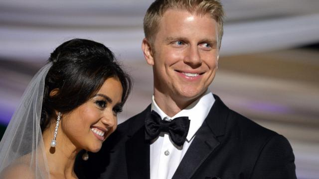 Sean Lowe Wedding Groomsmen