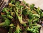 PHOTO: Mario Batalis Neapolitan-style broccoli is shown here.