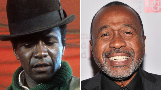 PHOTO:Actor Ben Vereen attends the Great Writers Thank Their Lucky Stars annual gala hosted by The Dramatists Guild Fund on October 21, 2013 in New York City.
