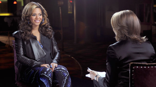 "PHOTO: Watch ""20/20"" Friday at 10 p.m. ET as Beyonce sits down with Katie Couric to talk about her pregnancy, her career and more."