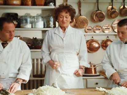 VIDEO: Blaustein Reviews Julie and Julia
