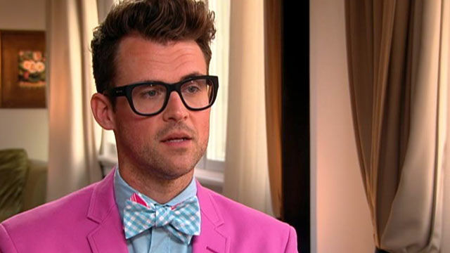 "PHOTO: Celebrity stylist Brad Goreski sat down with ""Nightline"" to talk about what its like to dress some of Hollywoods famous faces."