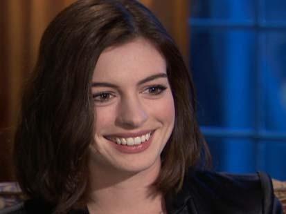 VIDEO: Anne Hathaway talks to Barbara Walters